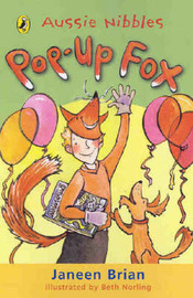 Aussie Nibbles: Pop-up Fox by Janeen Brian image