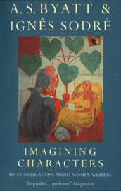 Imagining Characters by A.S. Byatt image