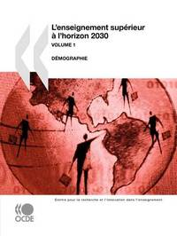 L'Enseignement Superieur L'Horizon 2030 (Vol. 1) by Publishing Oecd Publishing image