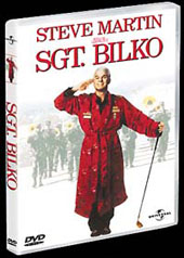 Sgt. Bilko on DVD