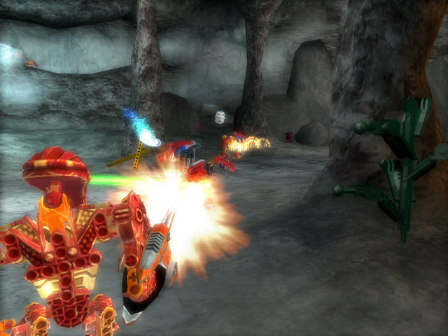 Bionicle Heroes for Xbox 360 image