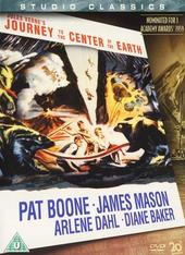 Journey To The Center Of The Earth (Studio Classics) on DVD