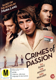 Crimes of Passion on DVD