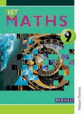 Key Maths 9 Special Resource Teacher File by Gill Hewlett image