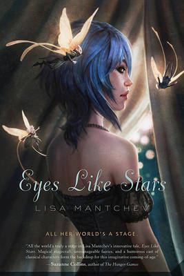 Eyes Like Stars by Lisa Mantchev image