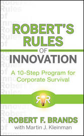 Robert's Rules of Innovation by Robert F. Brands image