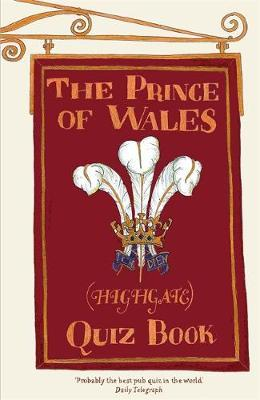 The Prince of Wales (Highgate) Quiz Book by Marcus Berkmann image