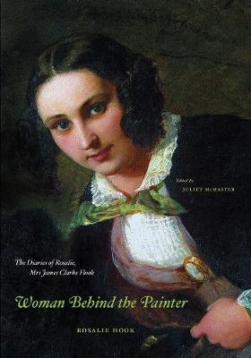 Woman Behind the Painter by Rosalie Hook image