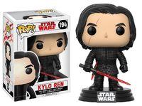 Star Wars: The Last Jedi - Kylo Ren Pop! Vinyl Figure image