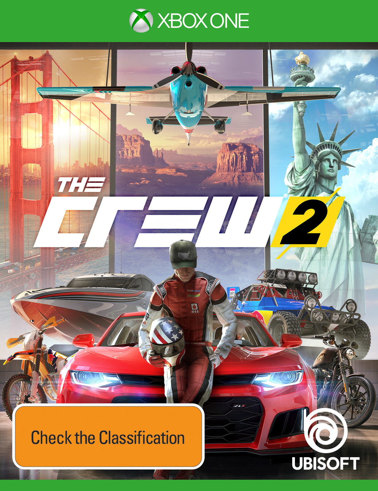 The Crew 2 for Xbox One image