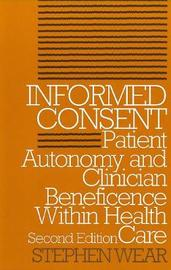 Informed Consent by Stephen Wear
