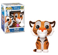 Aladdin - Rajah (Flocked) Pop! Vinyl Figure