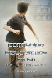 Companion Bible Study for Run by Glenn Haggerty image