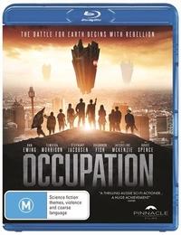 Occupation on Blu-ray