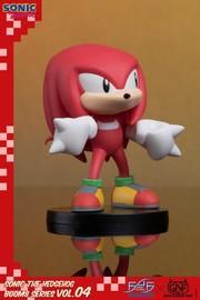 "Sonic the Hedgehog: Knuckles - 3"" Boom8 Figure image"