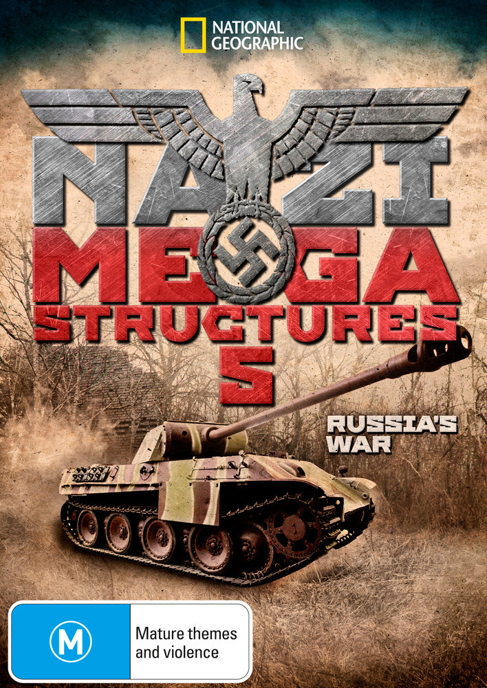 Nazi Megastructures 5: Russia's War image