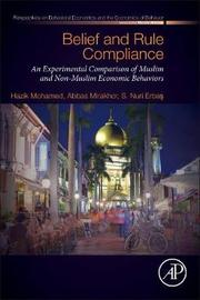 Belief and Rule Compliance by Hazik Mohamed