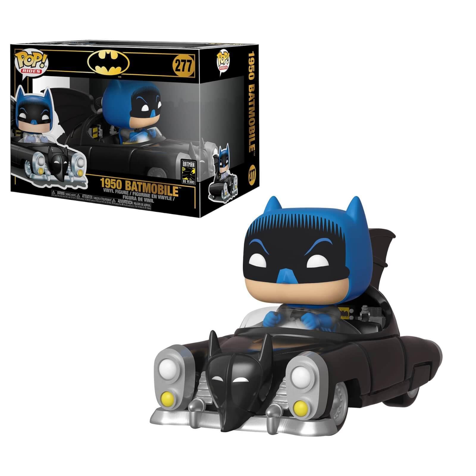 DC Comics: Batmobile (50's Ver.) - Pop! Ride Vinyl Figure image