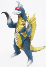Movie Monster Series: Gigan - Soft Vinyl figure