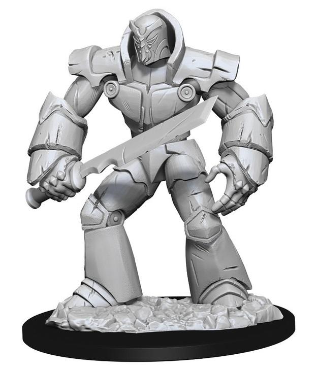 D&D Nolzur's Marvelous: Unpainted Miniatures - Iron Golem