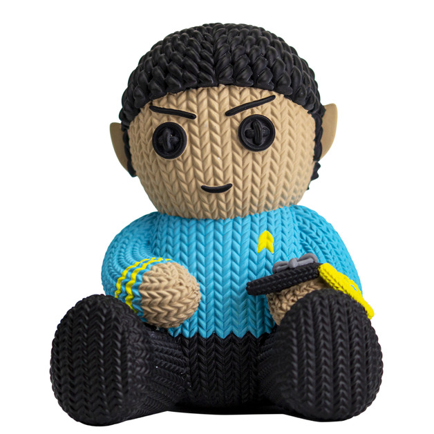 Star Trek: Spock (Handmade by Robots) - Vinyl Figure