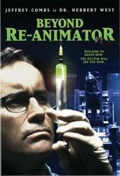 Beyond Re-Animator on DVD