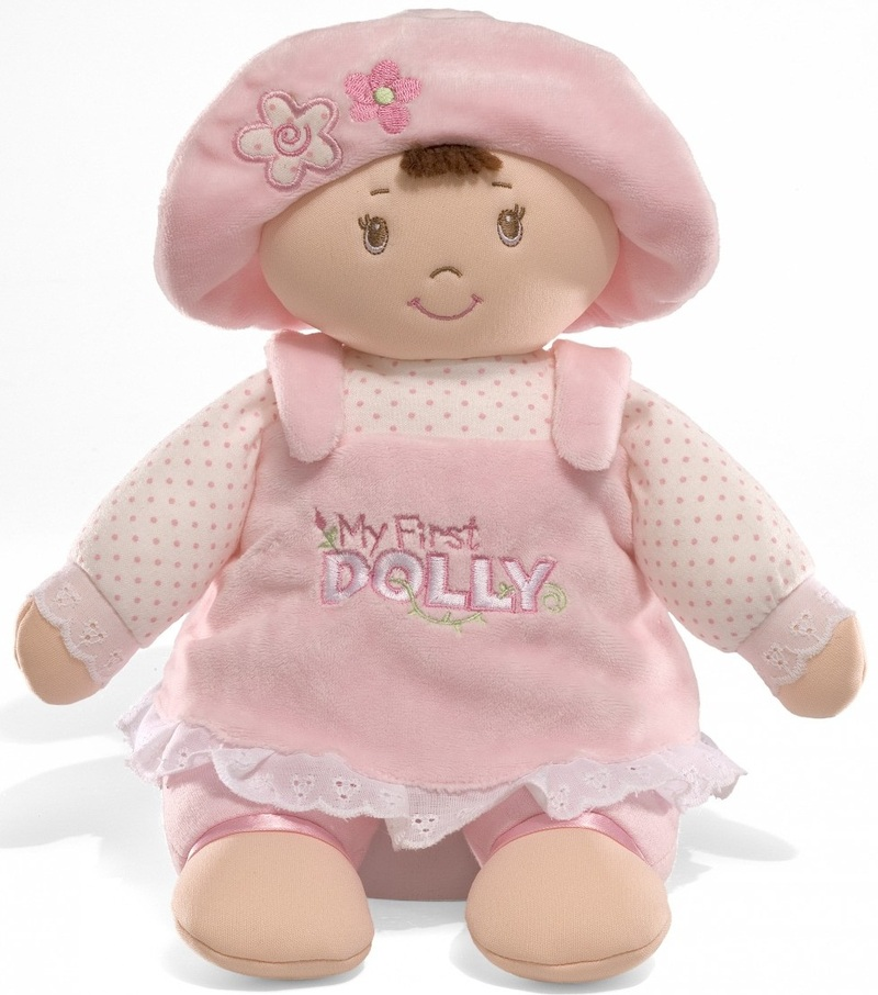 Gund: My First Dolly - Brunette image