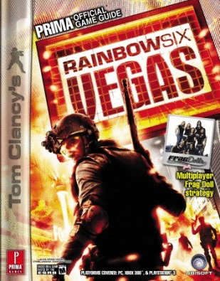 Tom Clancy's Rainbow Six Vegas - Prima Official Game Guide for PlayStation 2
