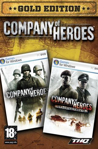 Company of Heroes Gold Edition for PC Games