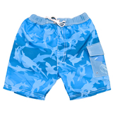 Fin Frenzy Swim Shorts (Size 6)