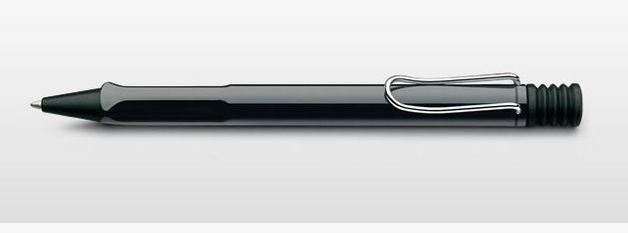 Lamy safari Ballpoint Pen - Shiny Black