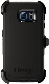 OtterBox Defender Case for Samsung Galaxy S6 - Black