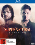 Supernatural - Season 1-10 Boxset on Blu-ray