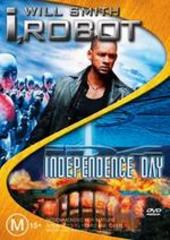 I, Robot/Independence Day (Double Feature) (2 Disc Set) on DVD