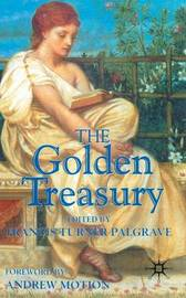 The Golden Treasury by Francis Turner Palgrave image