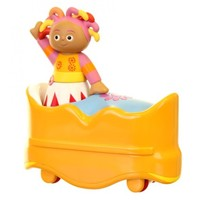 In The Night Garden - Roll Along Vehicle with Figurine (Upsy Daisy)