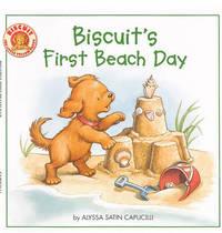 Biscuit's First Beach Day by Alyssa Satin Capucilli image