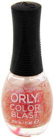 Orly Color Blast Chunky Glitter Nail Color - Pink Pearl (11ml)