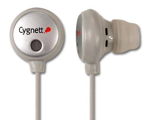Cygnett GROOVE BASSBUDZ - IPOD MEGA BASS EARPHONES W/REMOTE image