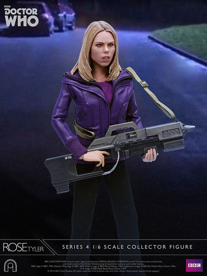 "Doctor Who - 12"" Rose Tyler Articulated Figure image"