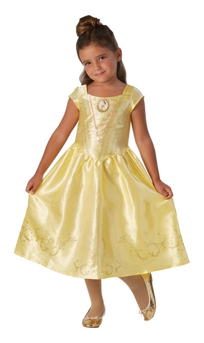 Disney Belle Live Action Classic Costume - Size 6-8