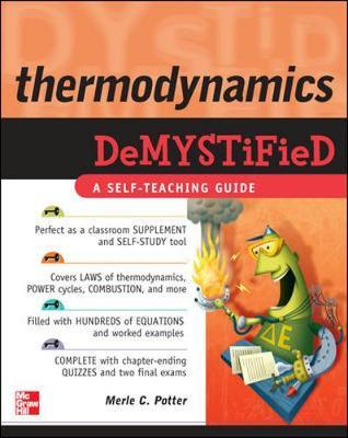 Thermodynamics DeMYSTiFied by Merle Potter image
