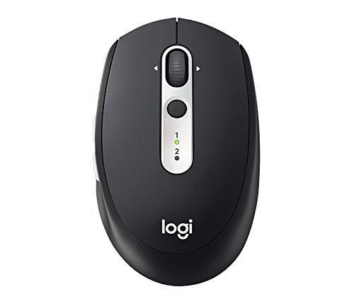 Logitech M585 Bluetooth & Wireless Mouse - Black