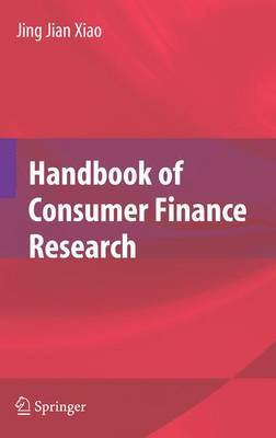Handbook of Consumer Finance Research image