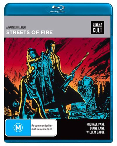 Streets Of Fire on Blu-ray image
