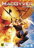 Macgyver - Season 1 on DVD