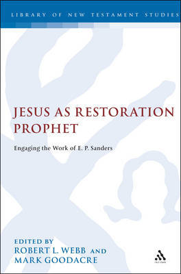 Jesus as Restoration Prophet