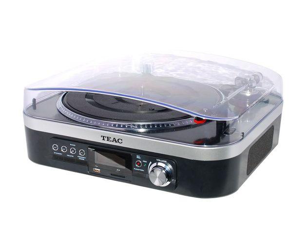 Teac Turntable Tuner Audio System