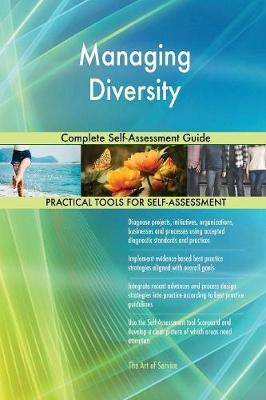 Managing Diversity Complete Self-Assessment Guide by Gerardus Blokdyk image