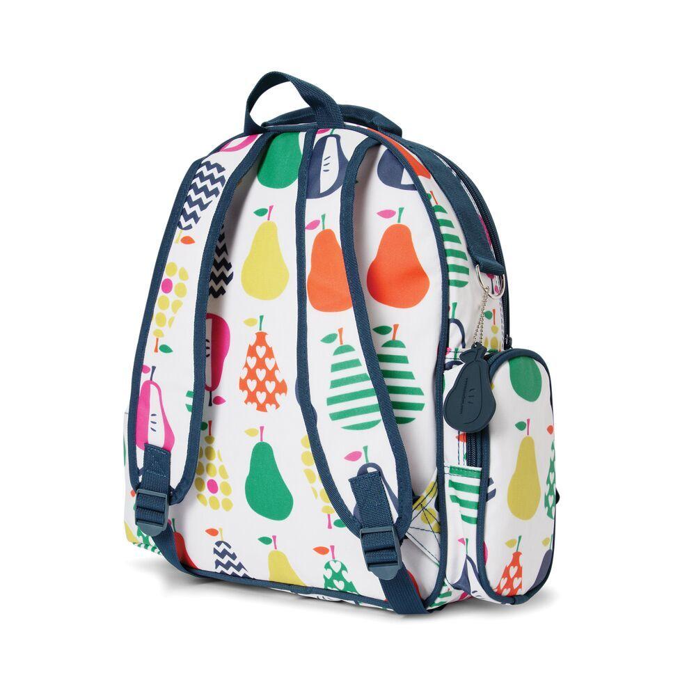 Pear Salad Large Backpack image